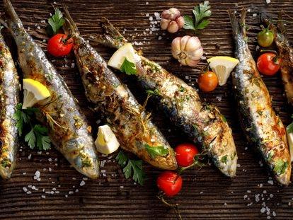 Cómo cocinar sardinas sin olor