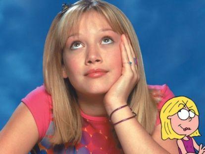 Una imagen de la serie 'Lizzie McGuire'.
