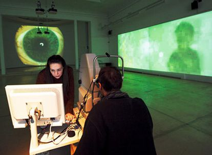 <i>Thought Projector,</i> del colectivo Alien Productions.