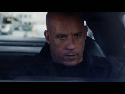 Vin Diesel, en 'Fast & Furious 8'.