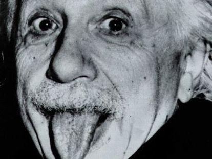 El físico Albert Einstein era un judío asquenazí.