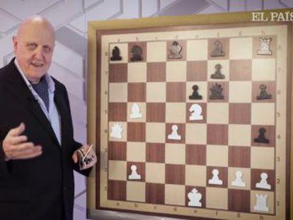 El neerlandés tumba a Shírov con un ejemplo ideal del peligro de no enrocar si el centro está abierto