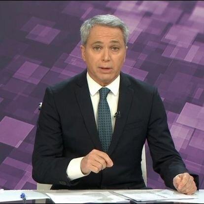Vicente Vallés rompe los esquemas al hablar así de Díaz Ayuso
