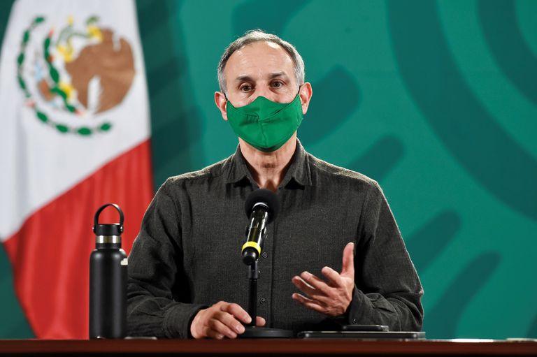 Hugo López-Gatell anuncia que tiene covid-19 | EL PAÍS México