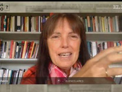 Con su nueva novela recién llegada a librerías hoy cerradas, la autora argentina propone un viaje desde Clarice Lispector a Natalia Ginzburg