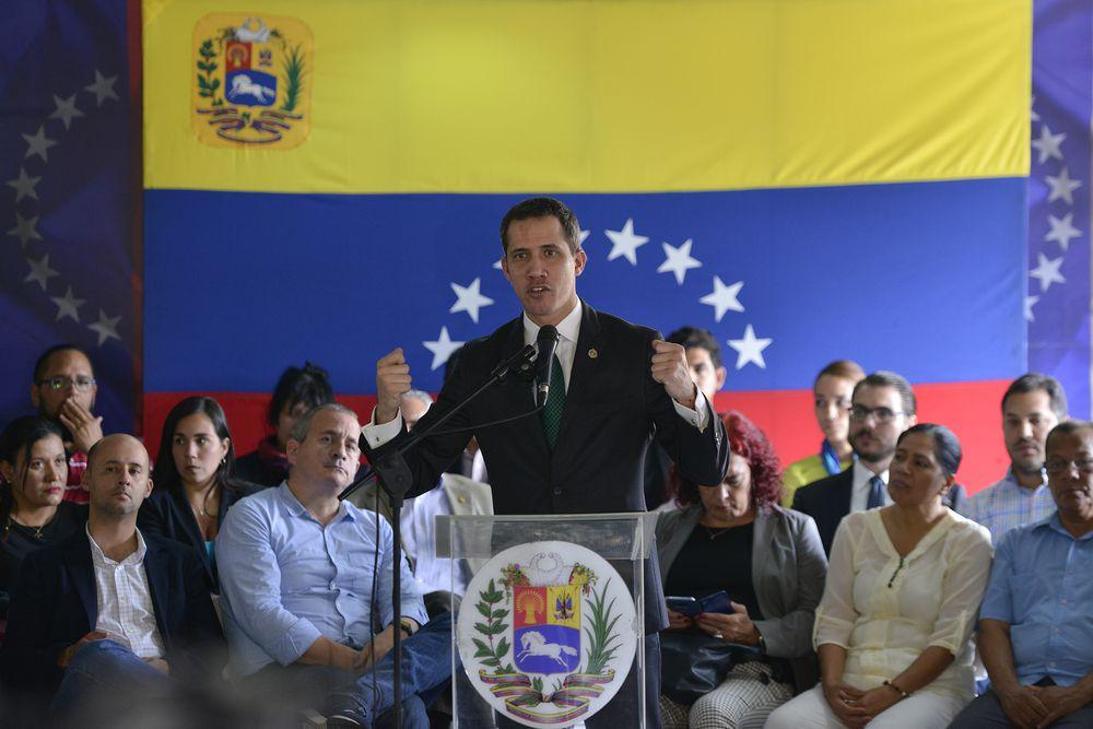 La Fiscalía venezolana cita a Guaidó por supuesta participación en un intento de golpe de Estado