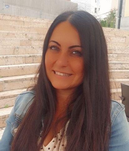 Vanessa Martínez, estudiante de la UOC.