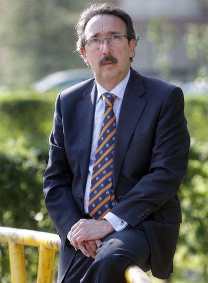 José Tomás García, en Madrid.