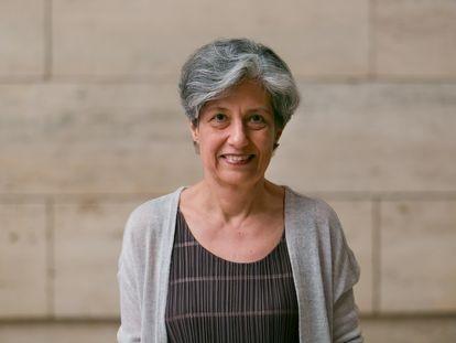 Teresa Caldeira en una imagen de archivo de 2015.