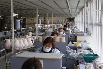 Fábrica de Sargadelos en Sada