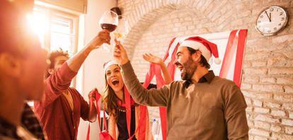 Muchas empresas ponen en marcha acciones y eventos de temática navideña para reforzar el sentimiento de equipo.