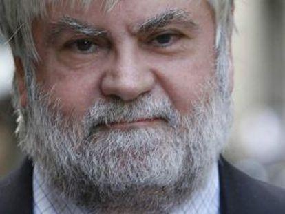 El abogado Josep Jover