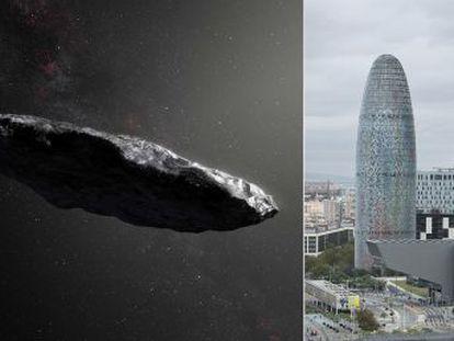 Los científicos dibujan el perfil de Oumuamua tras confirmar que no es una nave extraterrestre