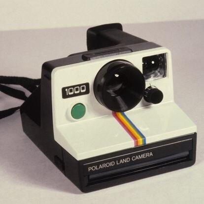 Imagen de una Polaroid de 1979.