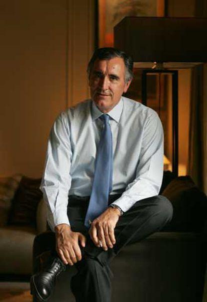 El vicepresidente de Inditex, José María Castellano.