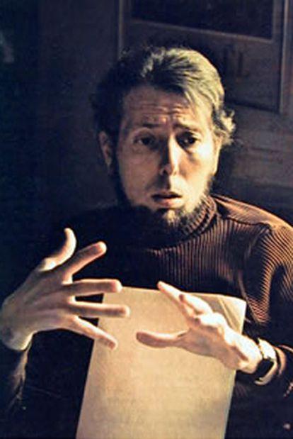 Stanley Milgram.