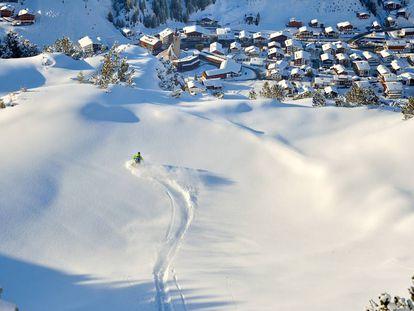 Estación de Lech, Arlberg