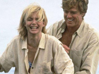 Robert Redford y Michelle Pfeiffer viven un amor de película con un final también de película en 'Íntimo y personal' (1996).