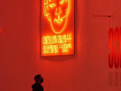 Una de las obras de la exposición que el Museo Guggenheim dedica a los años veinte.