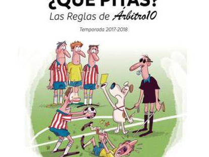 El reglamento del fútbol al alcance de todos los públicos