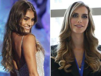 El certamen de belleza es para mujeres que nacieron mujeres , dice Valeria Morales en referencia a la modelo sevillana
