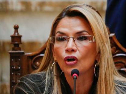 La presidenta interina de Bolivia, Jeanine Áñez, había dado 72 horas a la embajadora mexicana y a dos funcionarios y varios policías españoles para abandonar el país