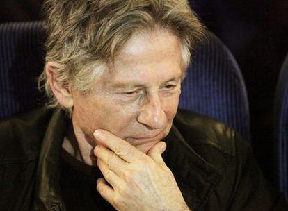 El director de cine Roman Polanski, durante una charla en Potsdam (Alemania), en febrero de 2009.