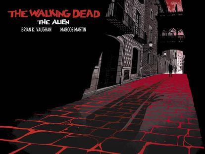 Portada del número especial de 'The Walking Dead'.