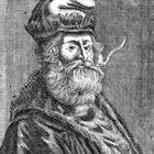 Ramon Llull, en un gravat del segle XVII.