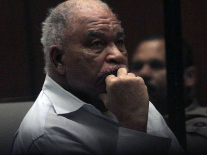 Samuel Little durante el juicio, en 2014.