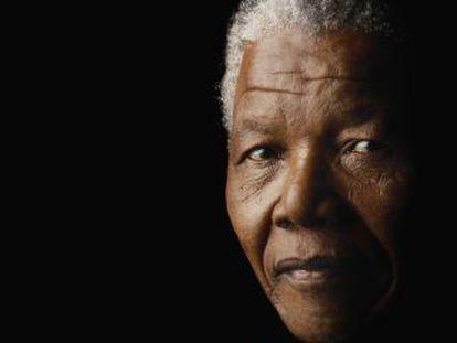 Mandela en 1990.