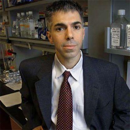 Robert Lanza, uno de los dos autores de las investigaciones.