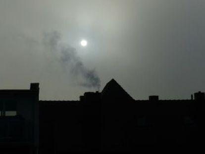 El número de muertes por polución no decrece  siete millones fallecen por su culpa cada año, según el último informe de la OMS