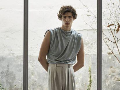 La barrera de género se diluye en la moda masculina