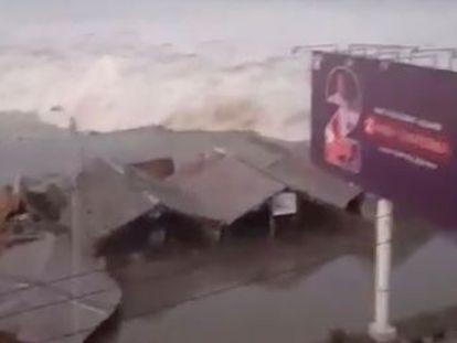 El número de muertos por el terremoto y el tsunami en Indonesia asciende a 1.234