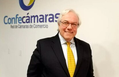 Julián Domínguez, presidente de la Confederación Colombiana de Cámaras de Comercio y del Consejo Gremial Nacional.