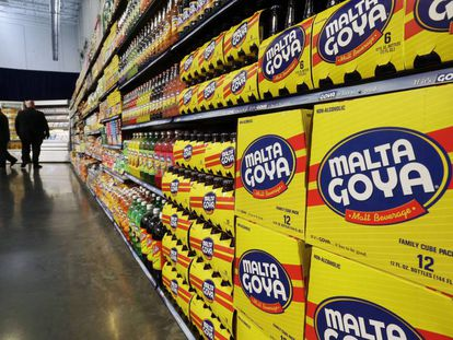 Goya Foods está presente en los supermercados de las principales ciudades de Estados Unidos.