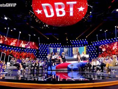 Imagen de 'GH VIP: El debate'.