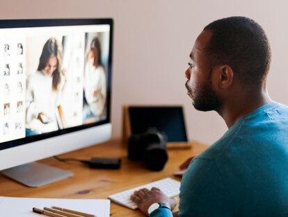Con diseños ultrafinos y elegantes, para ahorrar espacio y mantener organizado el escritorio de trabajo. GETTY IMAGES.