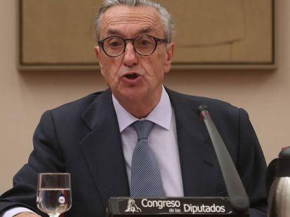José Mª Marín Quemada, presidente de la Comisión Nacional de los Mercados y la Competencia (CNMC).