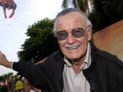 En vídeo, perfil de Stan Lee.