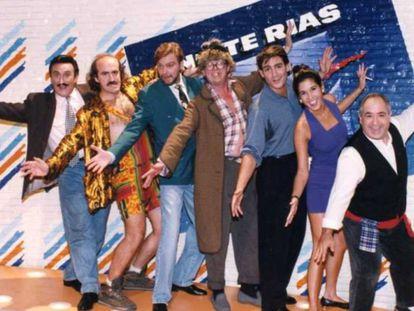 'No te rías, que es peor', programa de TVE que se emitió entre 1990 y 1995. En vídeo, tráiler de 'El último show'