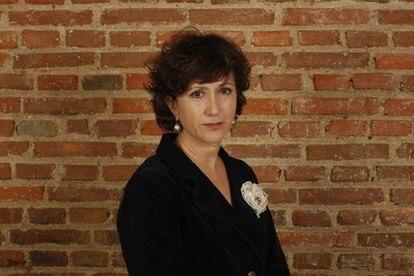 La autora de 'Si a los tres años no he vuelto', Ana Ramírez Cañil.
