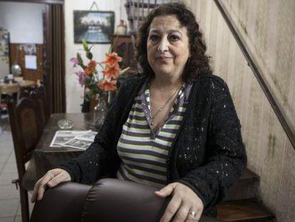 Patricia Peña, presidenta de la ONG Raíz Natal.