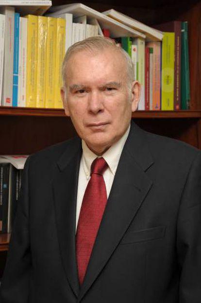 Luis Gamir Casares, en una imagen de 2012.