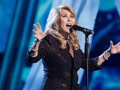 Helena Bianco, ganadora de 'La Voz Senior'.