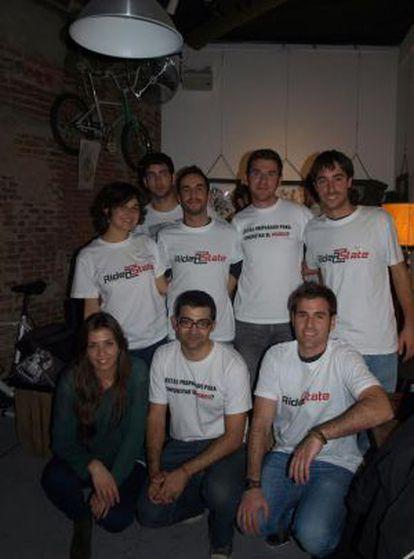 El equipo de RiderState.