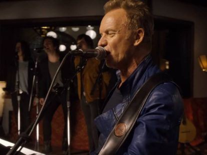 Sting, un aguijón veterano que anhela rejuvenecer