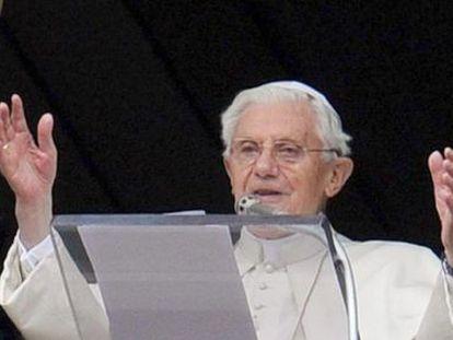 Benedicto XVI autoriza el adelanto del cónclave