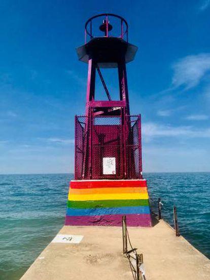 Chicago es una ciudad involucrada con la lucha LGTBIQ.